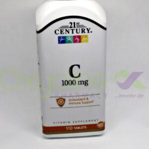 21st Century Vitamin C 100mg