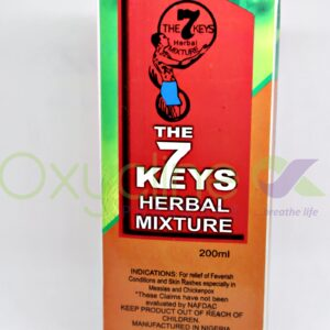 7 Keys Mixture Syrup 200ml