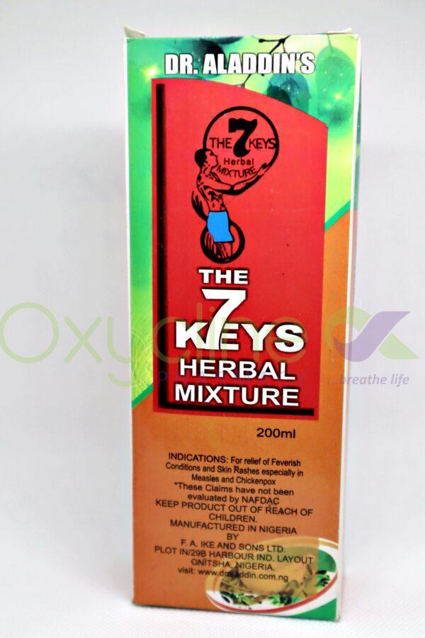 7 Keys Mixture Syrup 200ml