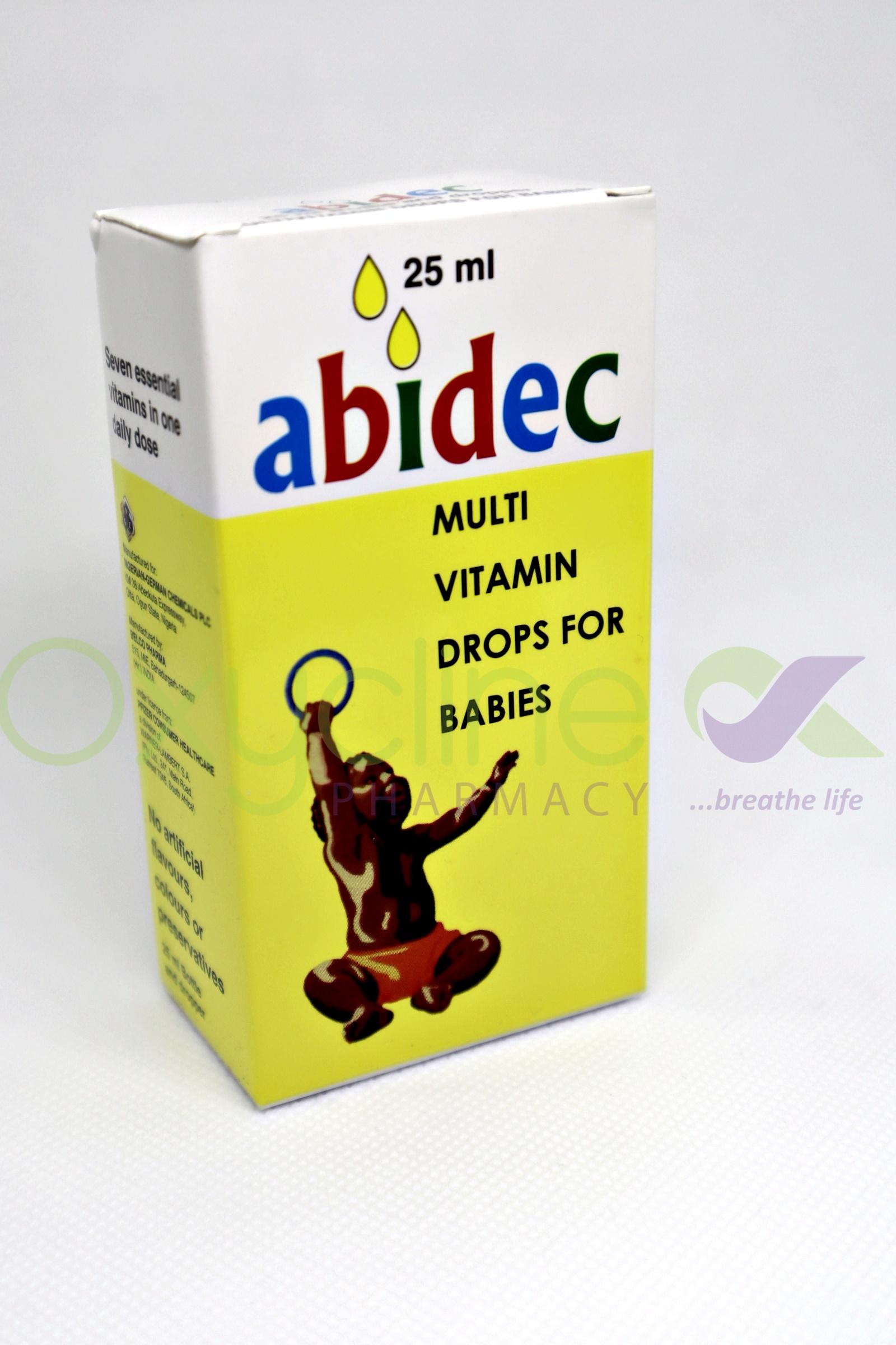Abidec Drops 25ml (Drop)