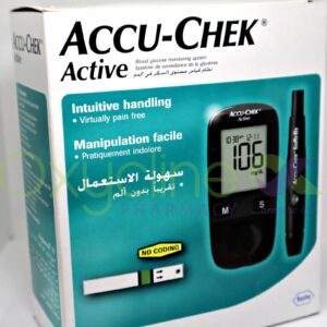 Accu-Chek Active Machine