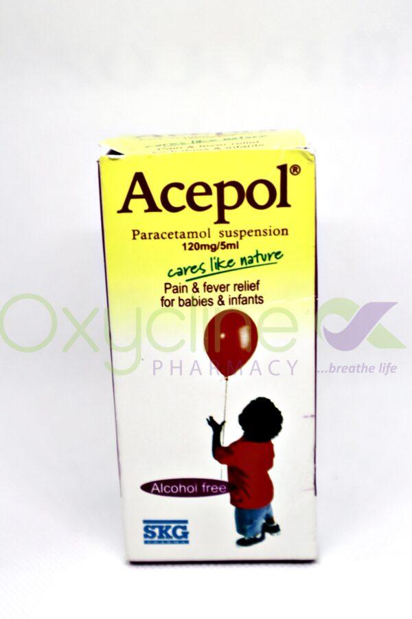 Acepol Suspension Lesss 2