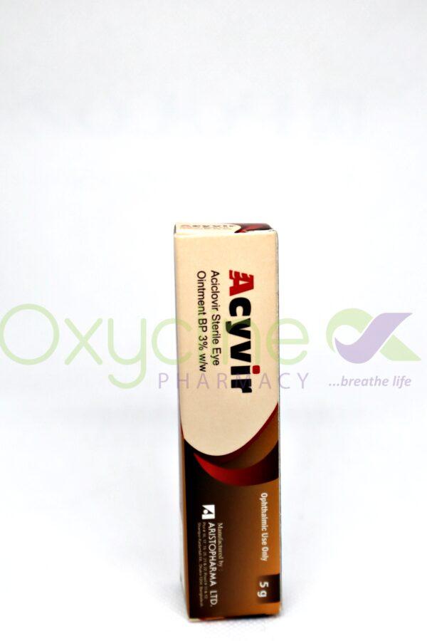 Acyvir Eye Ointment