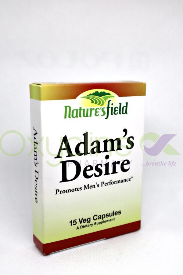 Adams Desire Caps X15