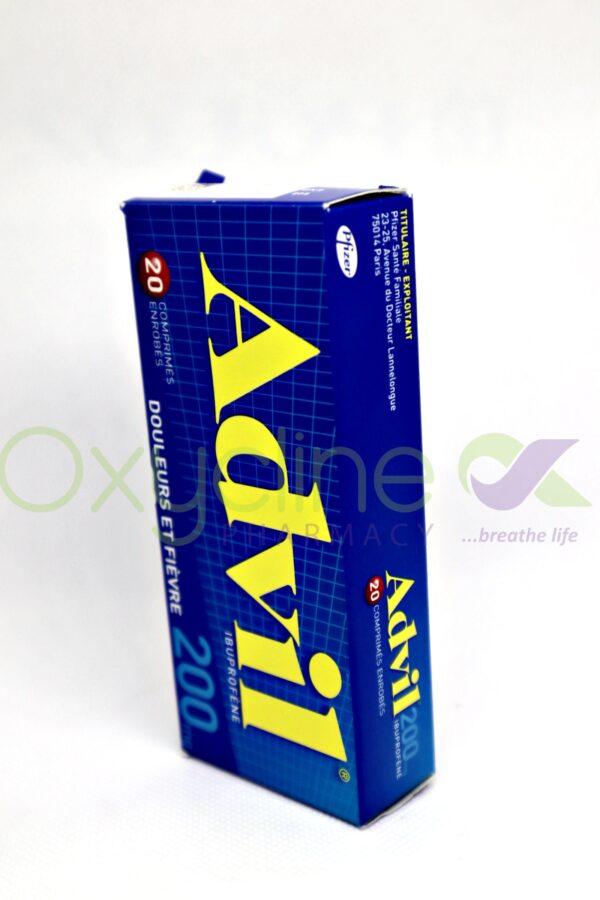 Advil 200mg X20 Ibuprofen
