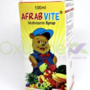 Afravite Syrup 100ml