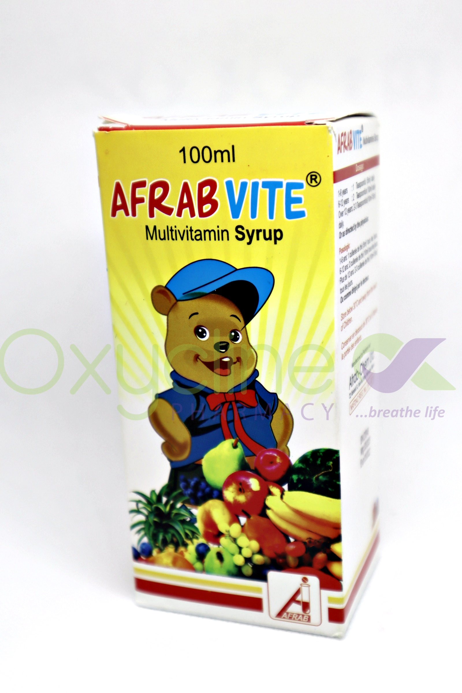 Afravite Syrup 100ml