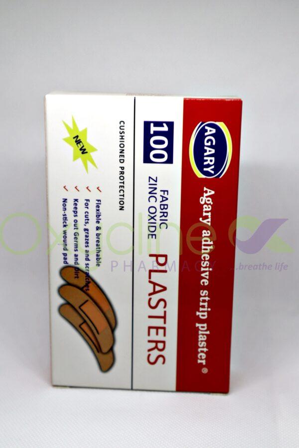 Agary Adhesive Strip Plaster X100