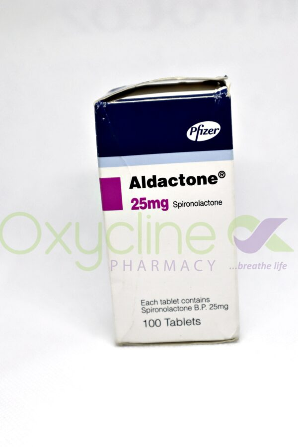 Aldactone Tabs 25mg X100