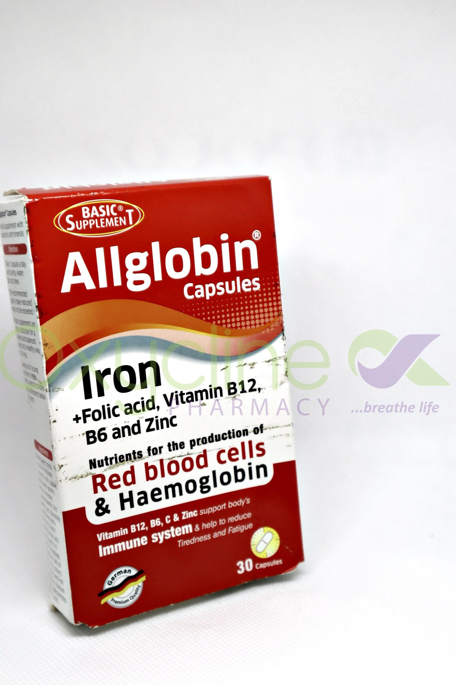 Allglobin Cap
