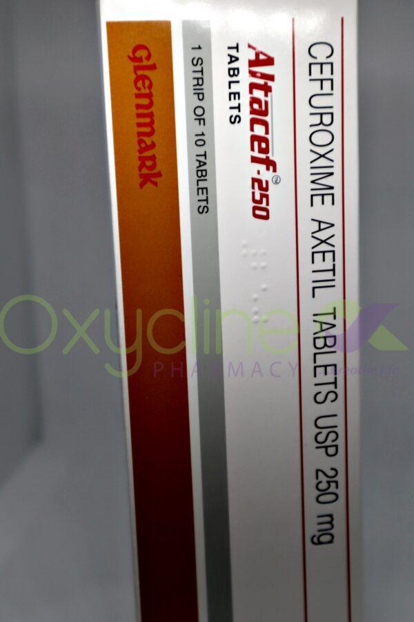 Altacef-250 Tabs X 10