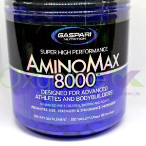 Amino Max 8000 X 350 Tabs
