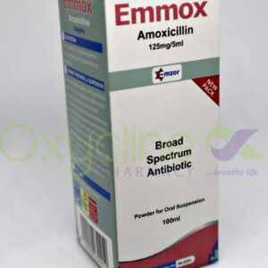 Amoxicilline (Emmox Suspension)