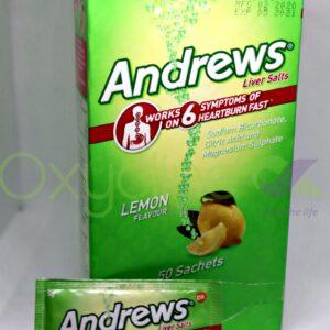 Andrews Liver Salt X 50 Satchet