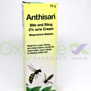 Anthisan Bite &Sting Cream