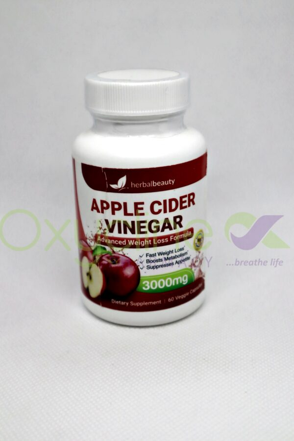 Apple Cider Vinegar 3000mg Herb