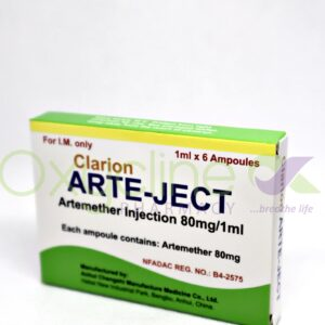 Clarion Arte-Ject Arthmether Injection X1