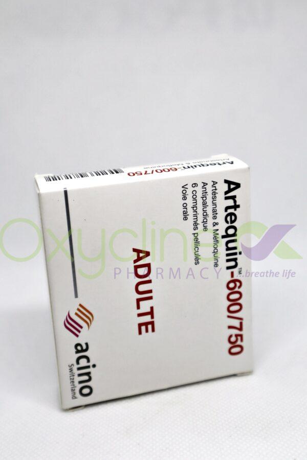 Artequin Adult 600/750mg
