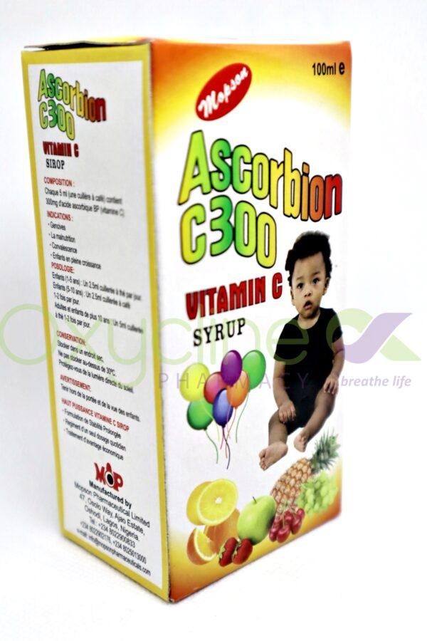 Ascorbion C300 Vitamin C Syrup