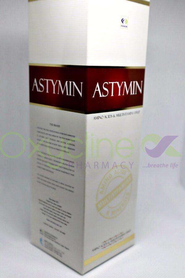 Astymin Syr 200ml (B/S)