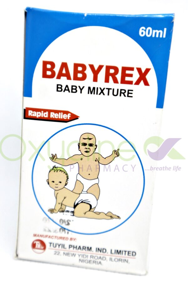 Babyrex Syrup