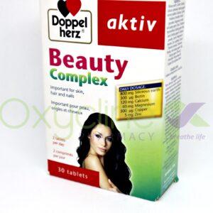 Aktiv Beauty Complex Tabs X30