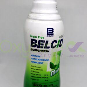 Belcid Suspension