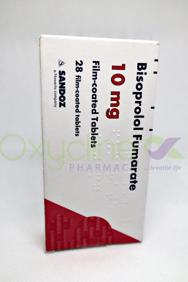 Bisoprolol Tab 10mg