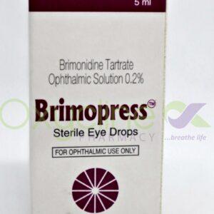 Brimopress Eye Drop