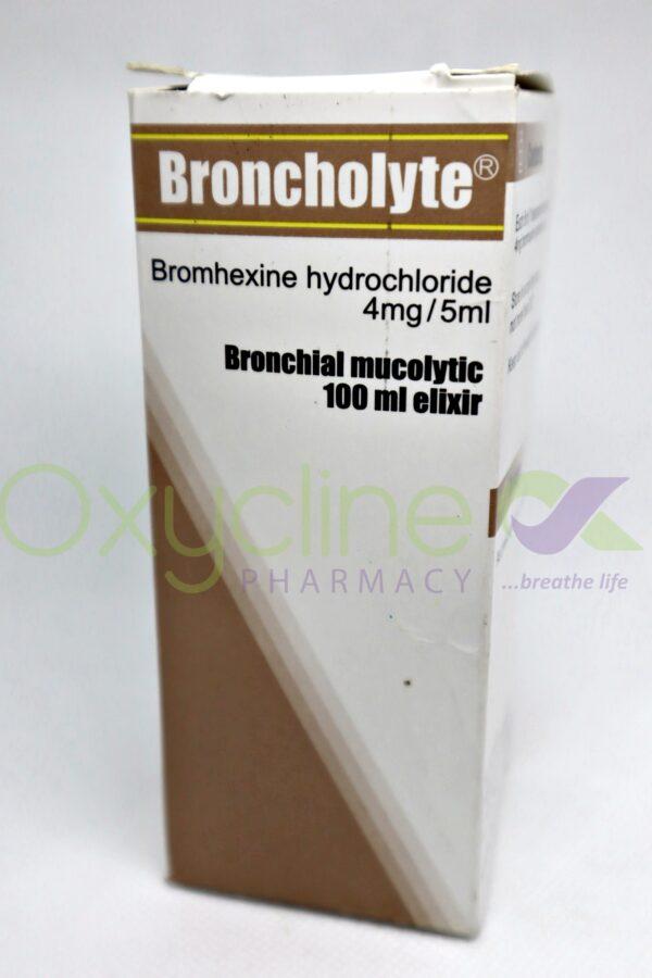 Broncholyte Syr 100ml