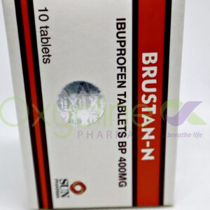 Brustan-N Tablet 400mg X 10
