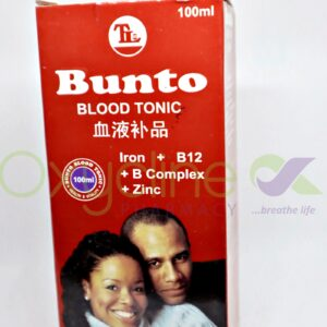 Bunto Syrup 100ml