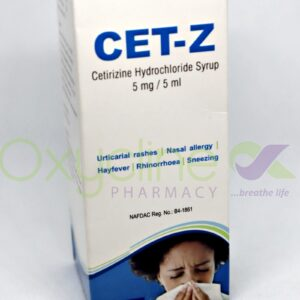 Cet-Z- Syr 5mg 60ml