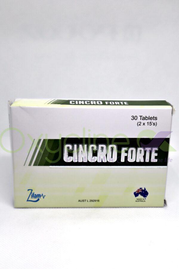 Cincro Forte X30