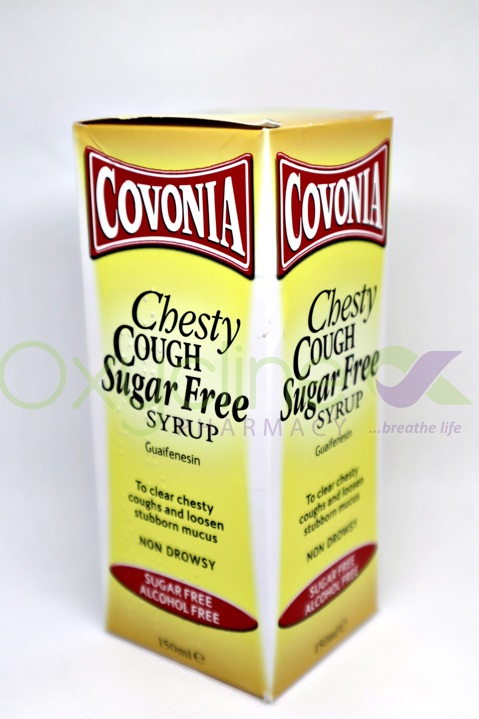 Covonia Chesty Sugar Free
