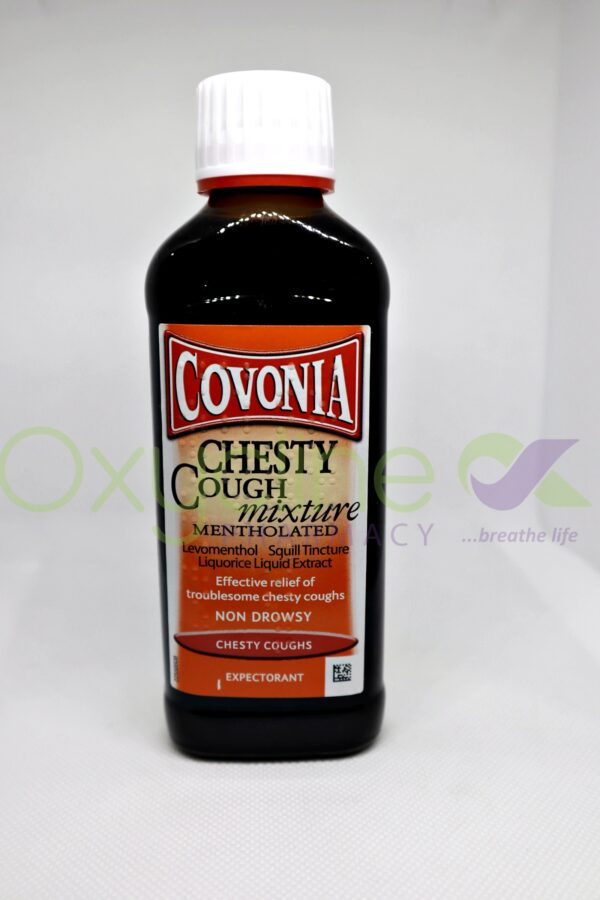 Covonia Chesty Naked Cough Mixt