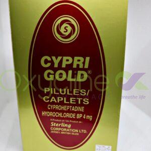 Cyprigold Capsules