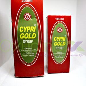 Cyprigold Syrup 200ml (B/S)