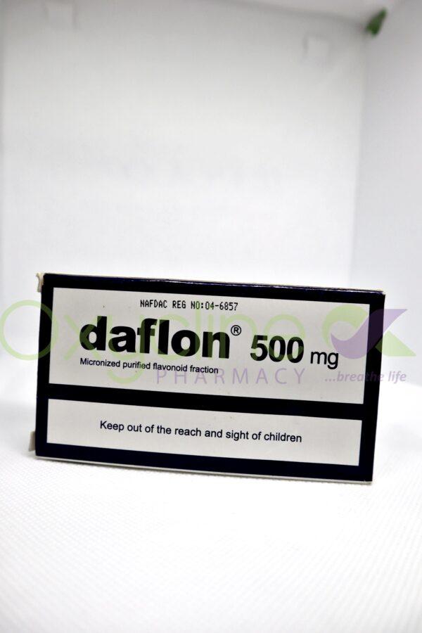 Daflon 500mg X30 Tab