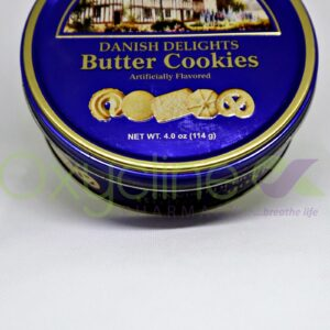 Danish Delights Butter Cookies