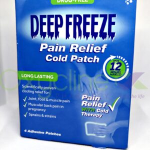 Deep Freeze Pain Relief Patch