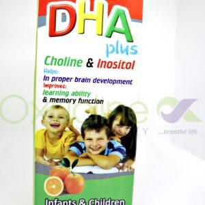 Dha Plus (Ual) Sry 125ml
