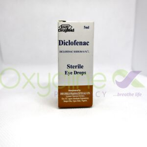 Diclofenac (Dgf) Eye Drops 5ml