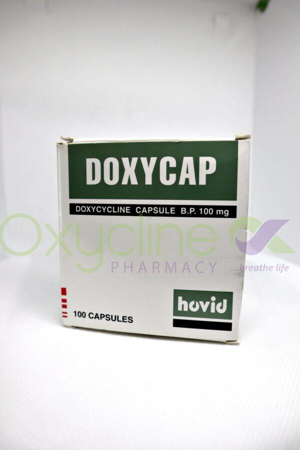 Doxycap Caps 100mg X 100