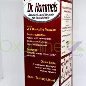 Dr Hommels Cod Liver Oil
