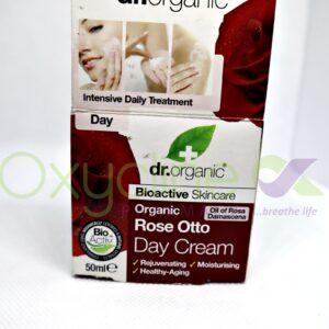 Dr Organic Rose Otto Day Cream