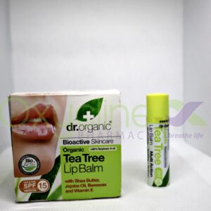 Dr Organic Lip Balm/ Serum