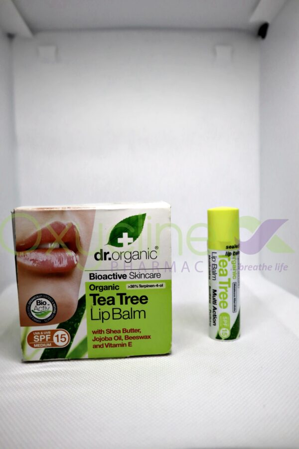 Dr Organic Lip Balm/ Serum