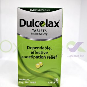 Dulcolax Tabs 5mg X10 Less 10