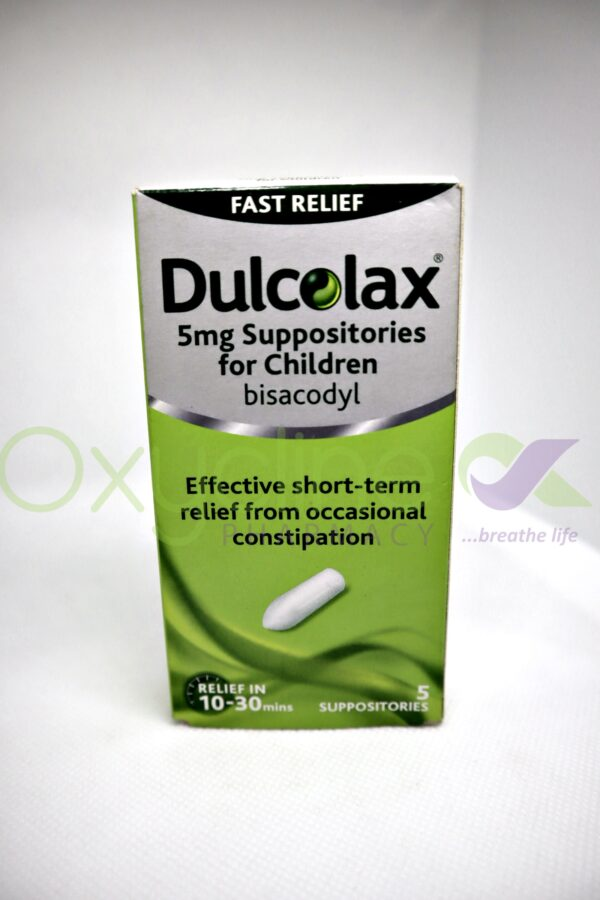 Dulcolax Suppository For Children X 1